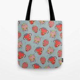 Wild Strawberries - Sweet Tote Bag