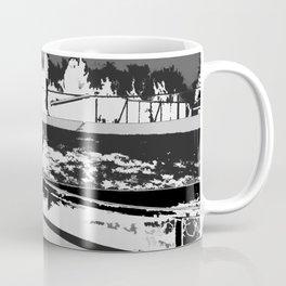 Off the Rails   - Skateboarder Coffee Mug