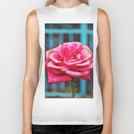 Withered Rose Biker Tank