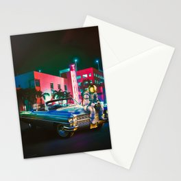 The Night Rider Stationery Cards