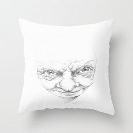 EL Throw Pillow