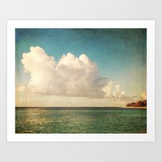 Summer Wind Art Print