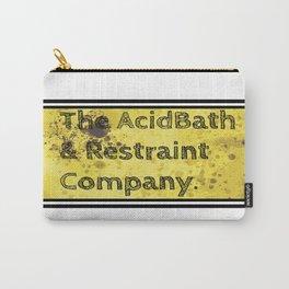 The AcidBath & Restraint Company - Tatty Carry-All Pouch