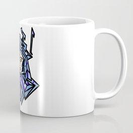 Space Samurai Coffee Mug