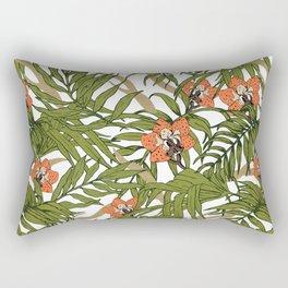 Exotic nature Rectangular Pillow
