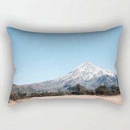 vulcano lanin Rectangular Pillow