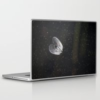 battlestar galactica Laptop & iPad Skins featuring Jellystar Galactica by Young Swan Designs