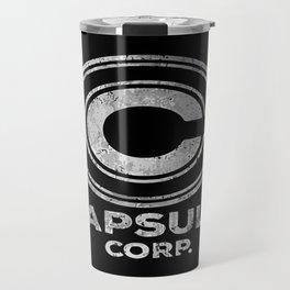 Capsule Corp. Travel Mug