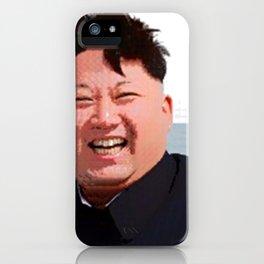 Supreme Leader iPhone Case