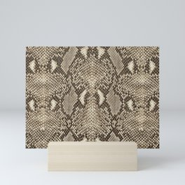 Snakeskin Mini Art Print