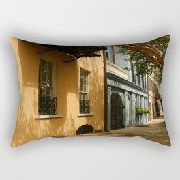 Charming Charleston Street Rectangular Pillow