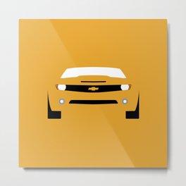 Chevrolet Camaro ( 2006 ) Metal Print