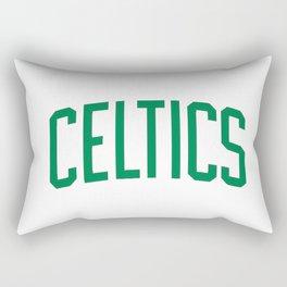 Celtics Boston Rectangular Pillow