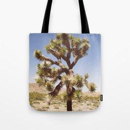 Joshua Tree (Color) Tote Bag