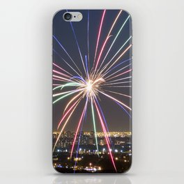 Fireworks. iPhone Skin