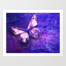 Take These Broken Wings Art Print