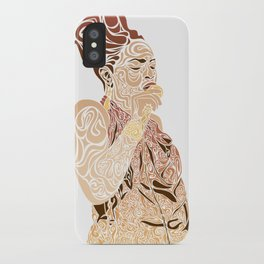 Soul iPhone Case