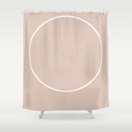 Eclipse Minimal Shower Curtain