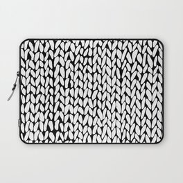 Hand Knitted Loops Laptop Sleeve
