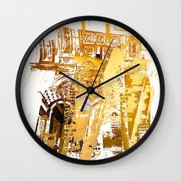 Napoleonic Wars  Wall Clock