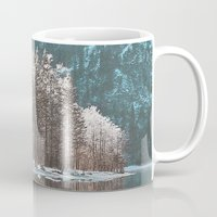 castle Mugs featuring Castle by Solveig Lawitzke