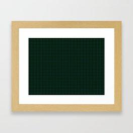 Dundas Tartan Framed Art Print