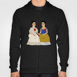 Frida Kahlo - Ladies Fridas Hoody