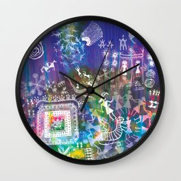The Wedding Wall Clock