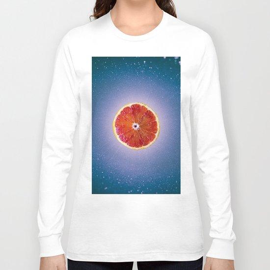 Orange sky 4 Long Sleeve T-shirt