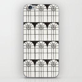 Window Pattern iPhone Skin
