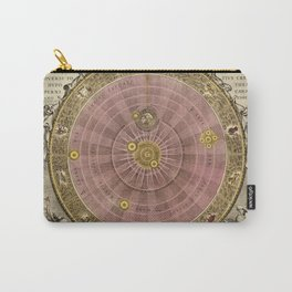 Zodiac Planisphere Copernic Carry-All Pouch