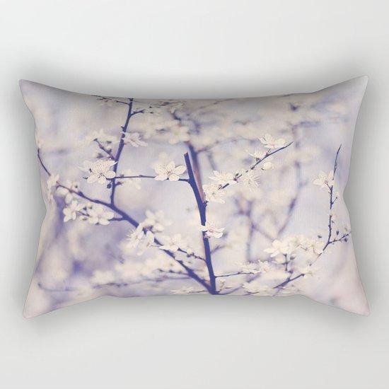 Spring blossom  Rectangular Pillow