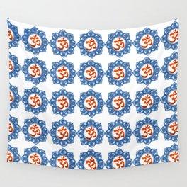 Om sweet Om! Wall Tapestry
