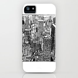 Back In The NYC iPhone Case
