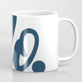 No. part 1 #eclecticart Coffee Mug