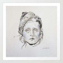 Sea Shell 2 Art Print