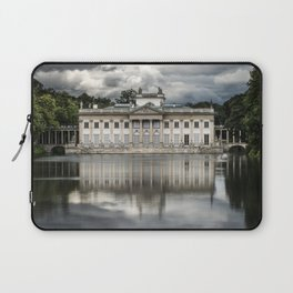 Pretty palace in Warsaw Laptop Sleeve