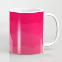 Perfectly Pink Ombre Coffee Mug