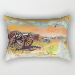 Days Of Discontent Rectangular Pillow