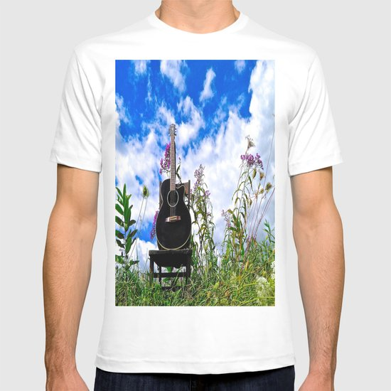 Playing the Field T-shirt