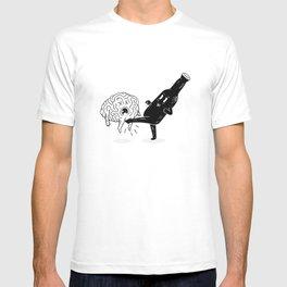 Stop Thinking Start Drinking T-shirt