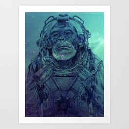 Apex-XIII: Mission I Art Print