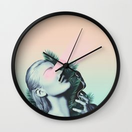 Spring Breaker Wall Clock