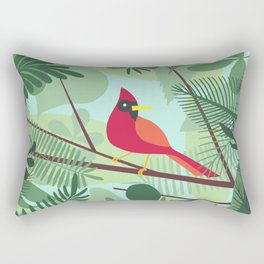 Cardinal Rectangular Pillow