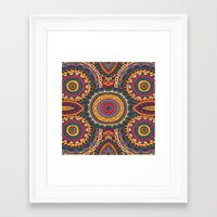 coral Framed Art Prints featuring Coral by Arcturus