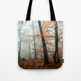 forest colors Tote Bag