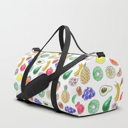 Tropical fruit Duffle Bag