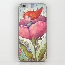 Thumbelina iPhone Skin