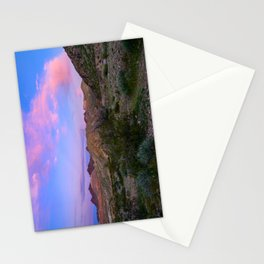 Sunset II - Lake_Mead_National_Recreational_Area, Nevada Stationery Cards