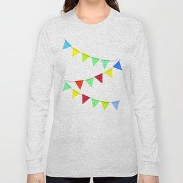 Hurray for boys! Long Sleeve T-shirt